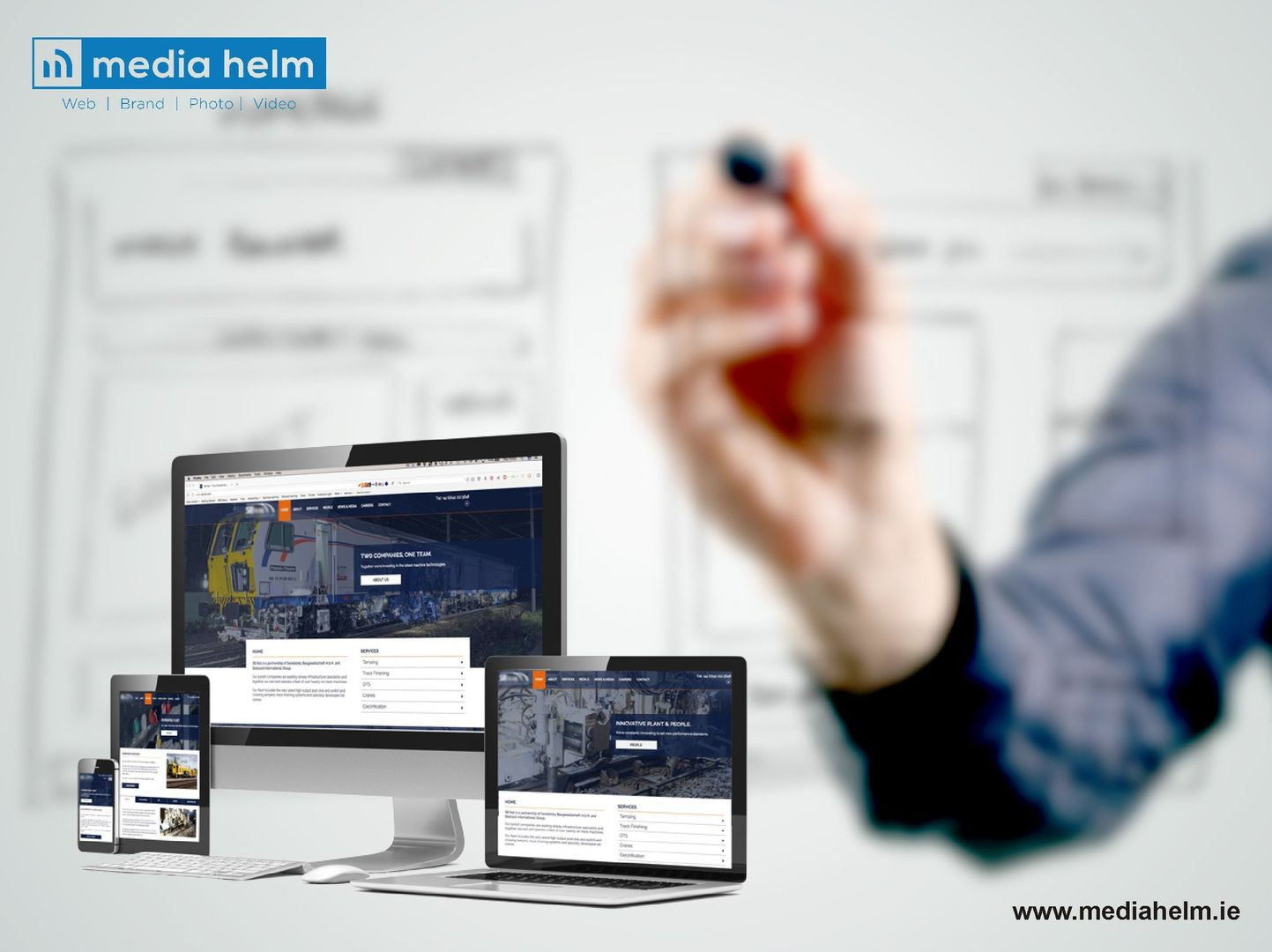 Web Design Waterford