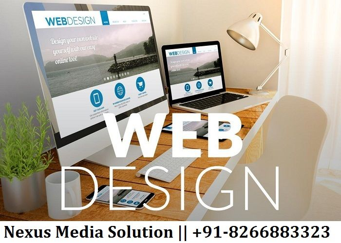 Website Designing Company Ghaziabad || Call +91-8006403323