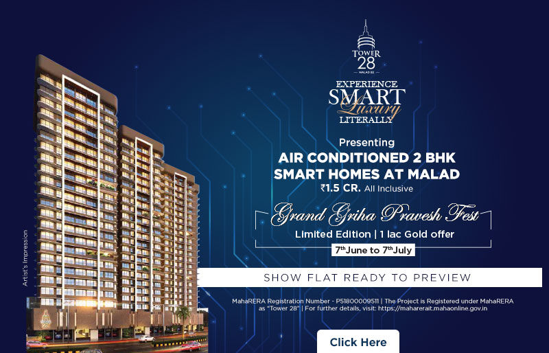 Flats in Malad – Edelweiss Home Search