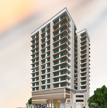 2 Hhk Apartments in Goregaon West, Mumbai