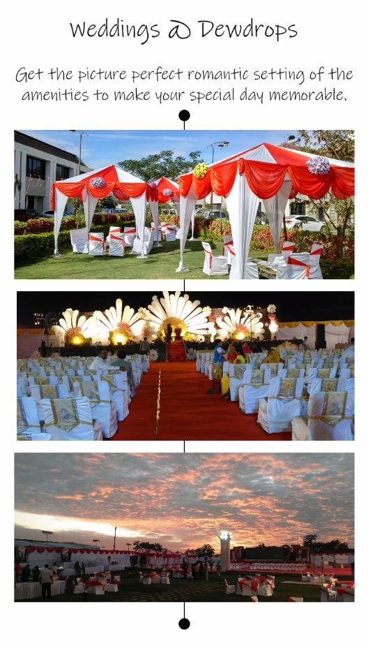 Destination wedding near nashik or mumbai