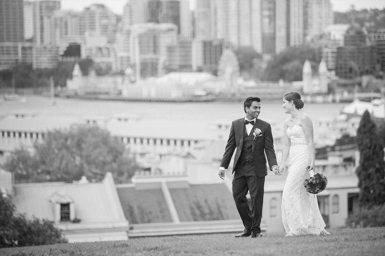 Wedding Photographer in Sergeants Mess Chowder Bay Australia