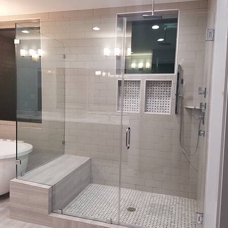 Choosing Right Bathroom Shower Doors