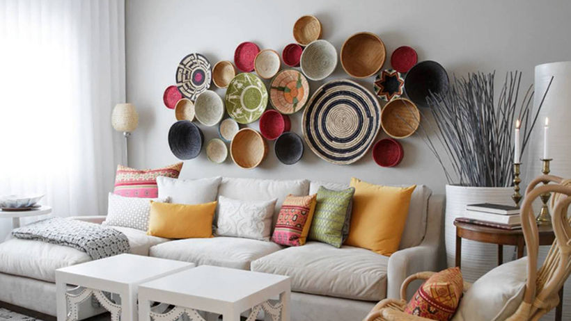 Wall Art Ideas to form Your Home Additional Trendy