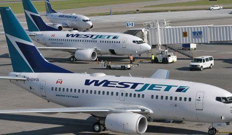 Westjet Airlines Reservations, Cheap Flight Tickets & Deals   FlightsChannel