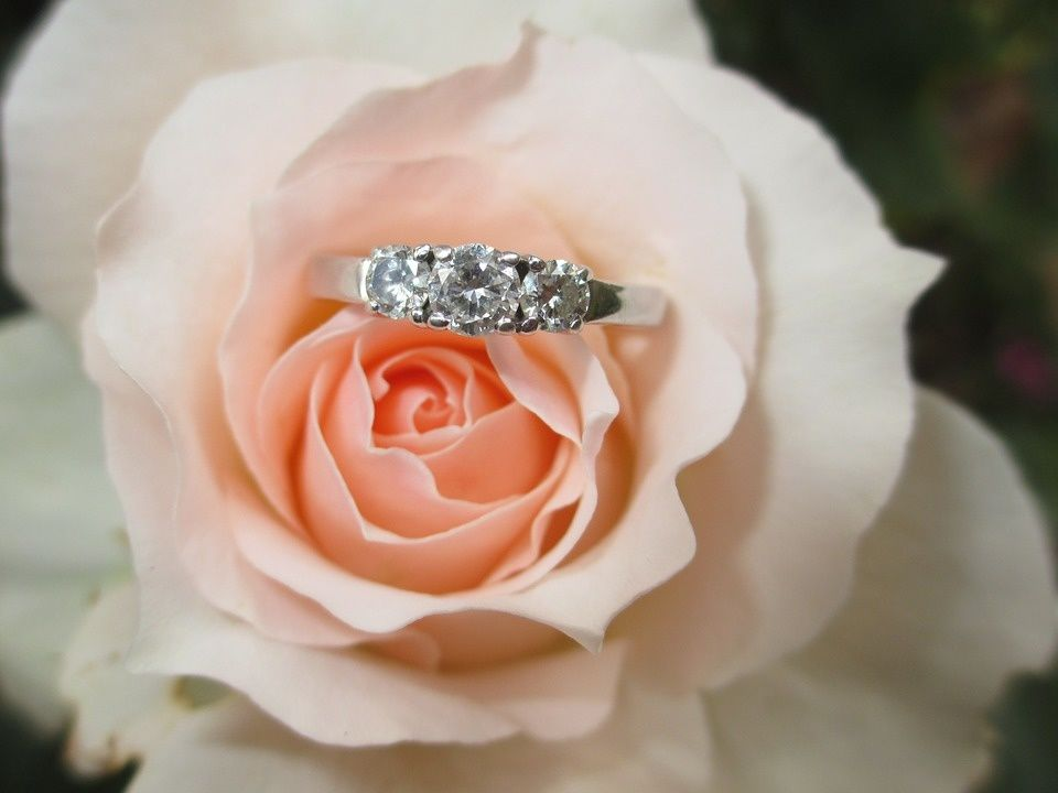 Know What Does Three Stone Rings Symbolizes