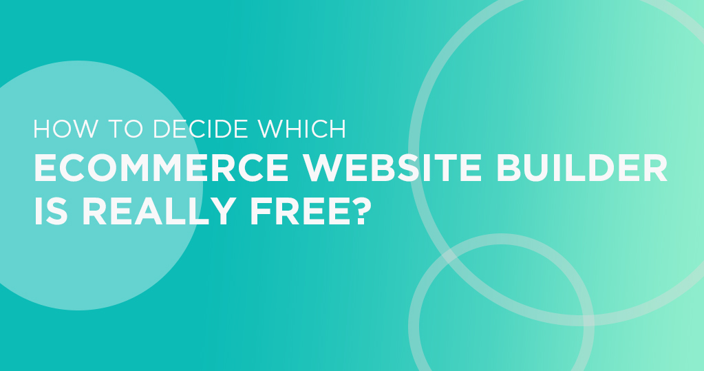 WordPress- What is a URL of a Free Ecommerce Website Builder