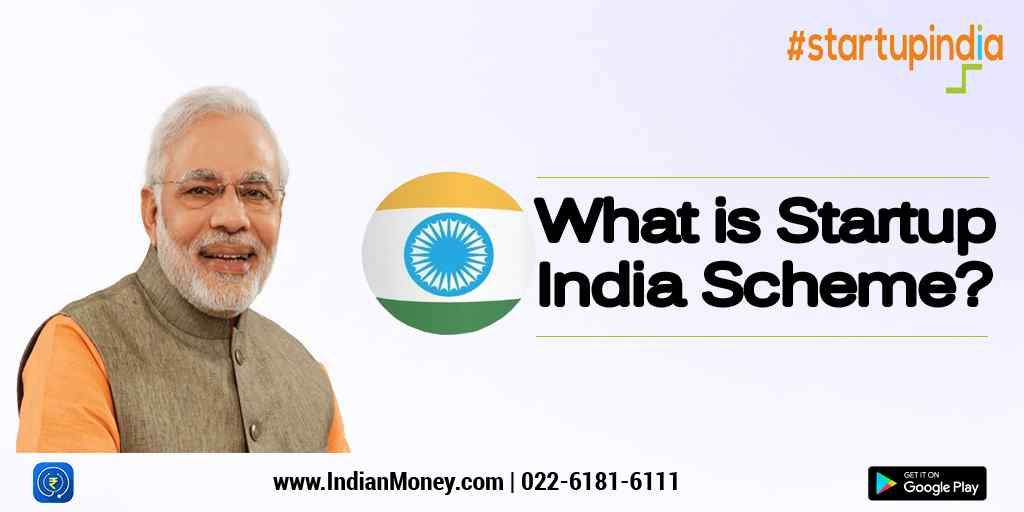What is Startup India Scheme?