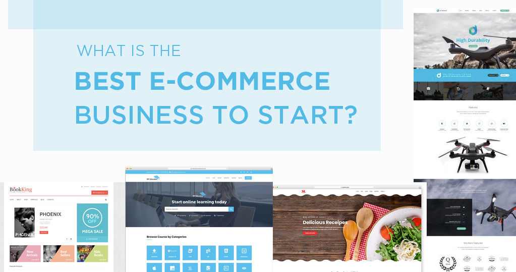 What is the Best E-commerce Business to Start?