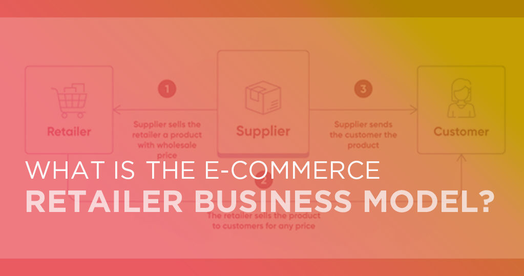 What is the Ecommerce Retailer Business Model?