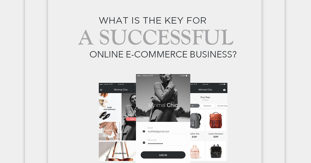 What is the Key to a Successful Online Ecommerce Business?