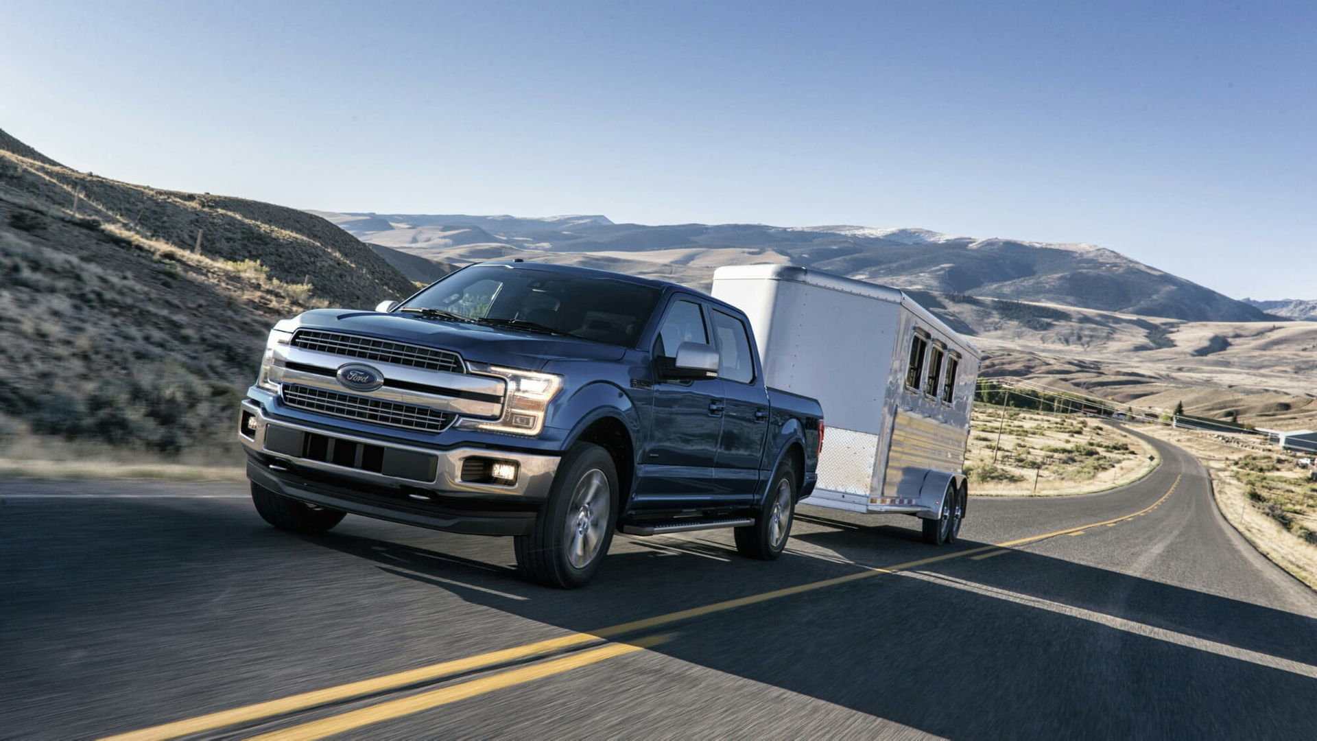 What Size Travel Trailer Can A F150 Pull? - RV Talk