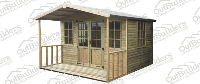 What to Consider in Having a Garden Shed Oregon - Outbuilders.com