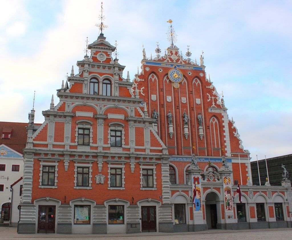 What To See in Riga
