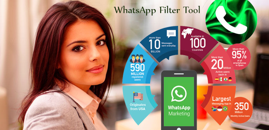 WhatsApp Marketing Software Supports | WhatsApp Filter Tool