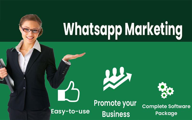 WhatsApp Marketing Software Support | Bulk Whatsapp Marketing Software