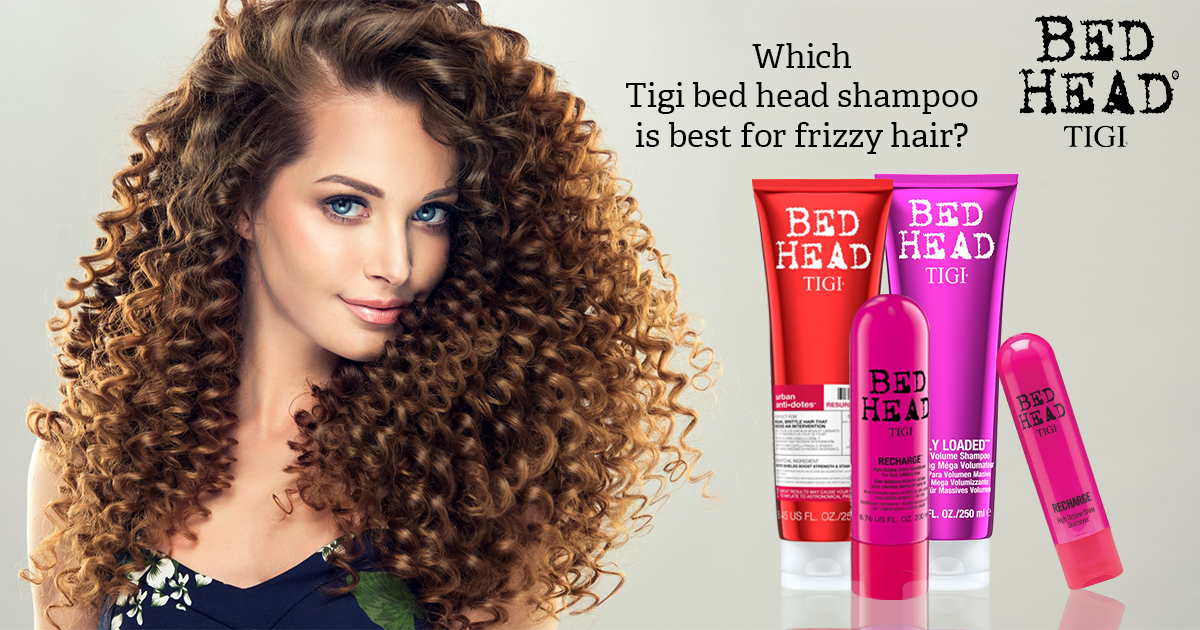 Which Tigi Bed Head Shampoo & Conditioner is Best For Frizzy Hair? – Hair Styles and Makeup Blog
