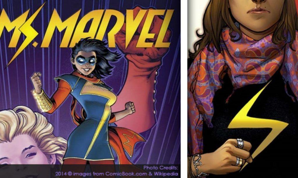 Who is This Teenage Muslim Super Girl?
