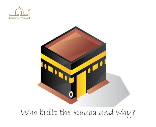 Who built the Kaaba and why?
