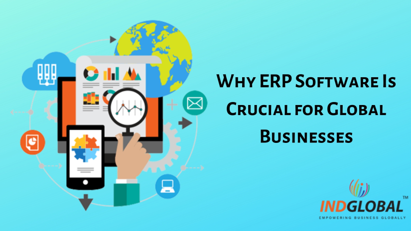 Why ERP Software Is Crucial for Global Businesses – Website Development | E-commerce Development | Mobile App Development | UI UX Designing | 360 Digital Marketing | Software Development