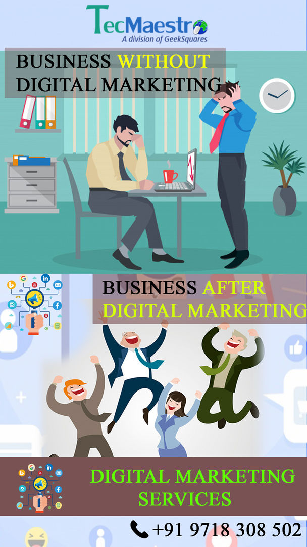 Digital Marketing Services: Why digital marketing is important for business?