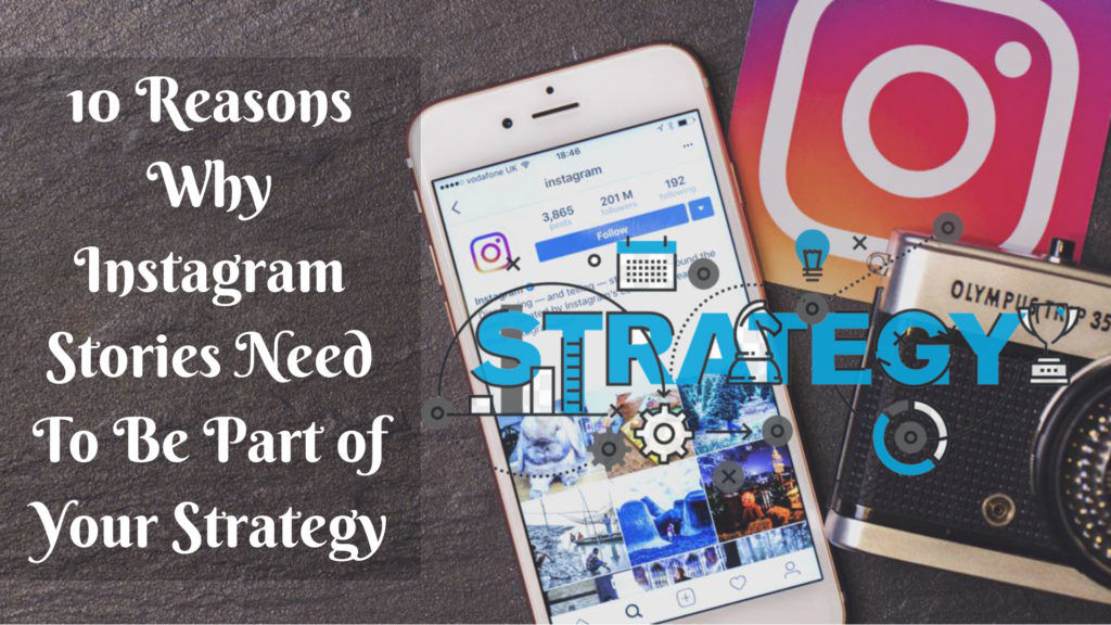 10 Reasons Why Instagram Stories Need To Be Part of Your Strategy | GenuineLikes | Blog