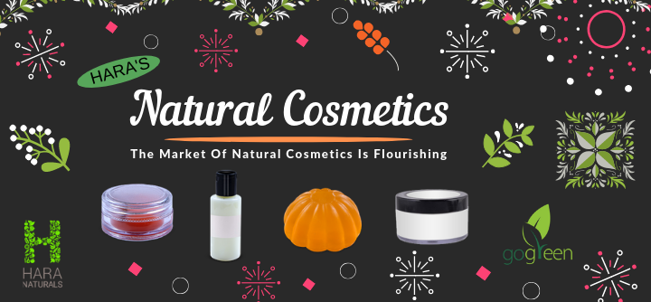 Why The Market Of Natural Cosmetics Is Flourishing?