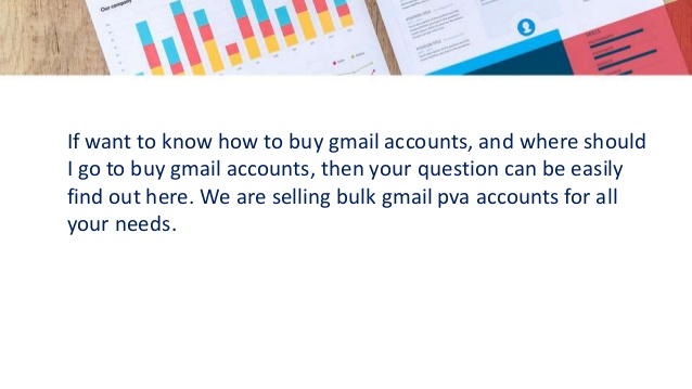 Why to Buy Gmail Accounts And Its Benefits?