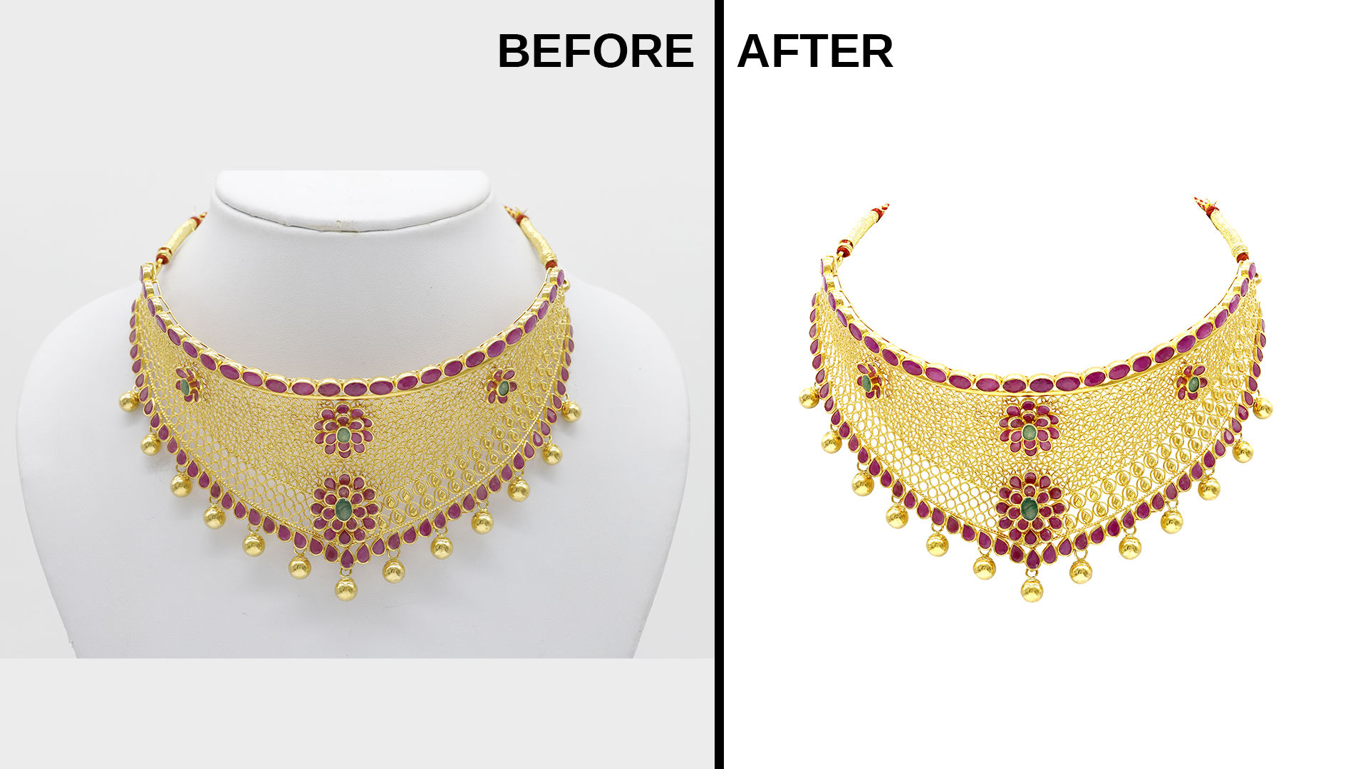 Why You Retouch Your Jewellery Photography? | Jewellery Photography Mumbai