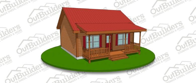 Why You Should Consider Living in Cabins In Oregon - Outbuilders.com