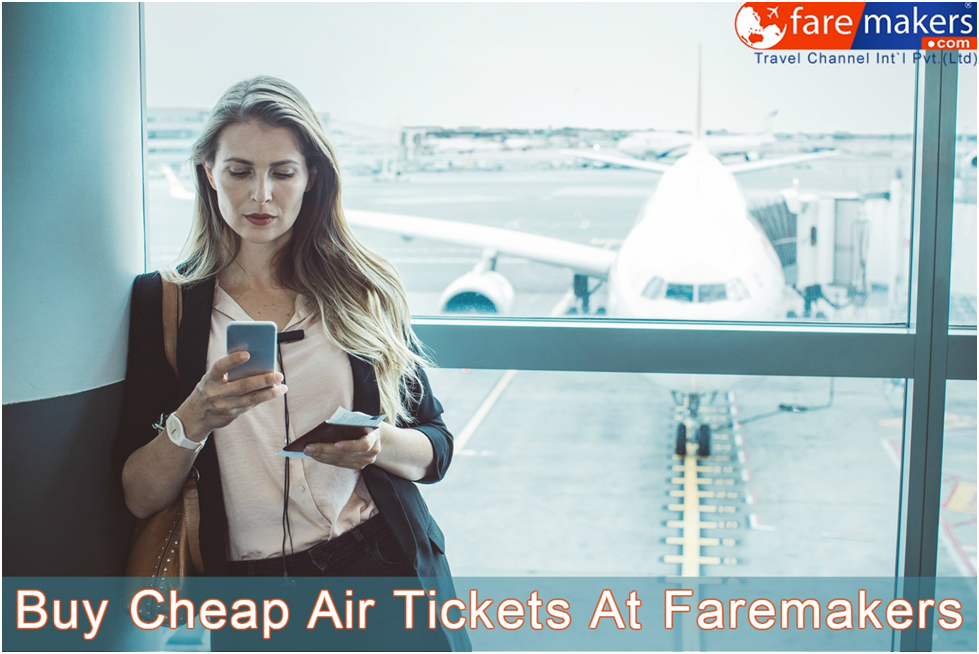 Why Passengers Want To Book Air Tickets? - Destinationgram