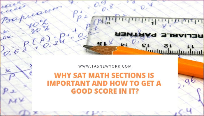 SAT Math Sections