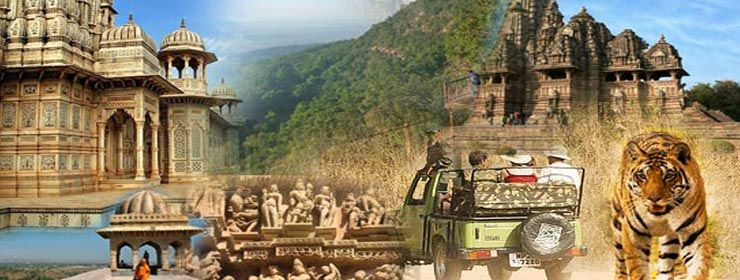 Book Pachmarhi Sightseeing Tour Package @ Best Price