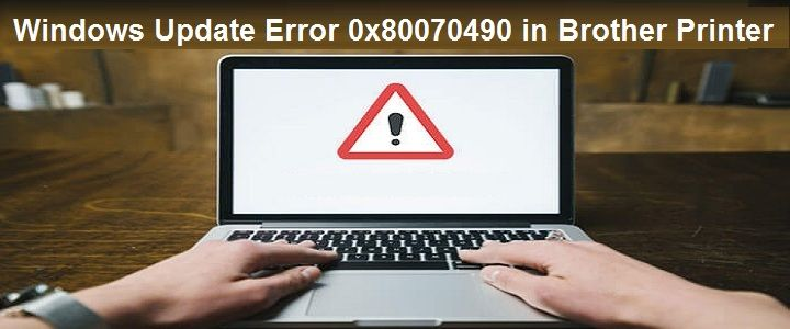 How to Resolve Windows Update Error 0x80070490 in Printer?
