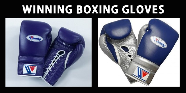 WINNING BOXING GLOVES - WINNING BOXING GLOVES REVIEWS