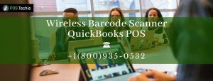 Wireless Barcode Scanner QuickBooks POS