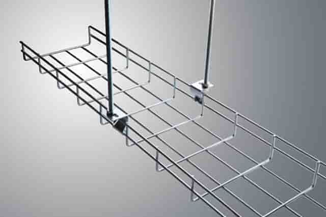 Elcon Industries | Wire mesh cable tray