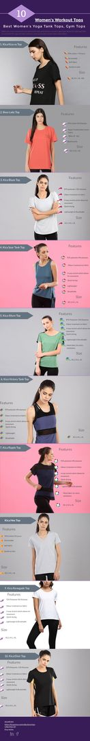 fitted workout tank tops