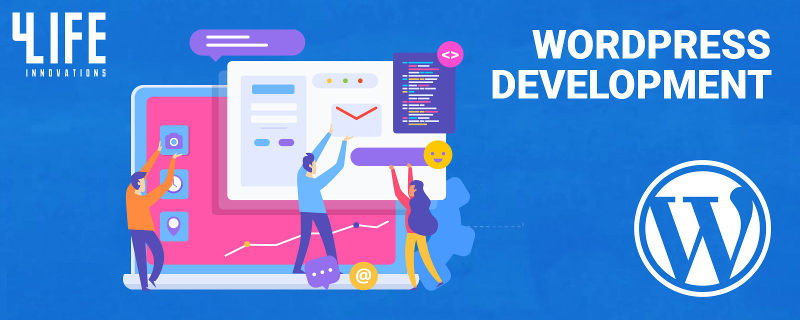 WordPress Development Company USA - WordPress Development Services