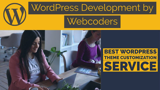 Web Coders: What's so Special About WordPress Theme Customization service?
