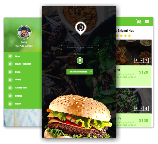 Online Food Ordering & Delivery System/Software For Restaurants, Ubereats Clone App - FrescoFud