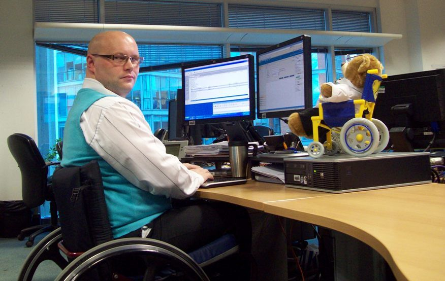 Approaching the Job Market for People in Wheelchairs