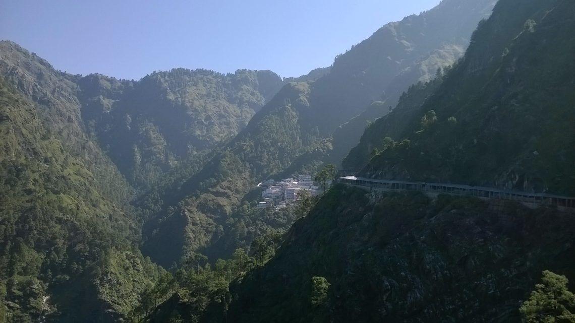 Vaishno Devi Trip Himalayas