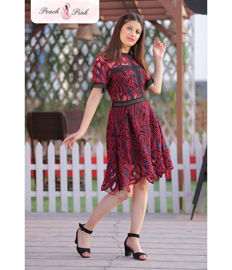 Off Duty Short Netty Trend Setter Dress: Buy Women Short Dress Online in India