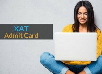 XAT 2019 Admit Card - XAT Hall ticket 2019, How to Download