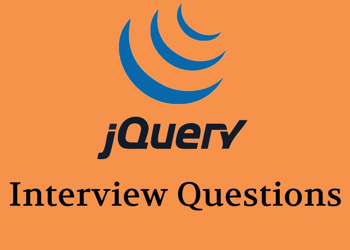 JQuery Interview Questions in 2019 - Online Interview Questions