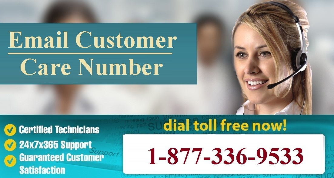 Email Customer Care Number 1-877-336-9533