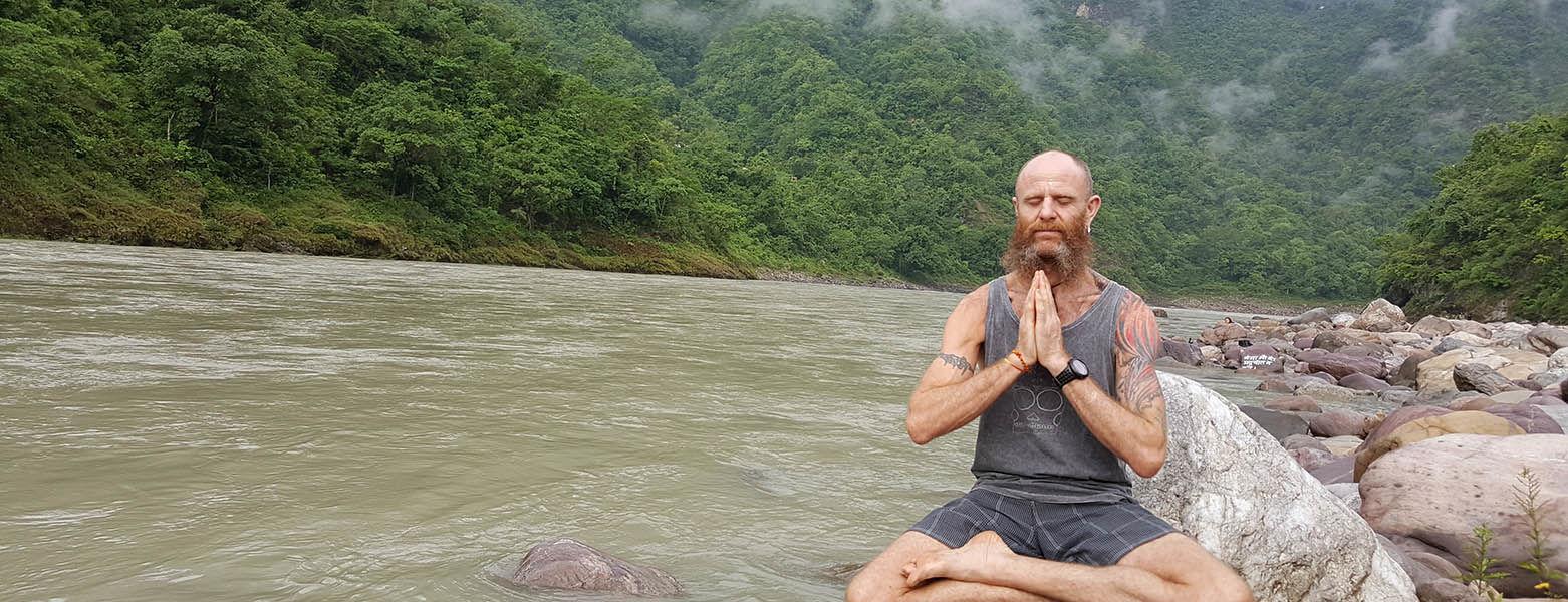 Meditation Teacher Training in Rishikesh | Chandra Yoga Meditation