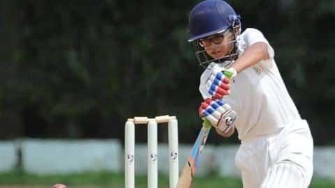 U-14 cricket: Key details about Rahul Dravid's son Samit