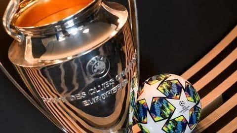 Everything about the UEFA Champions League round of 16 draw